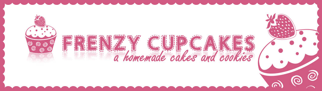 Frenzy Cupcakes