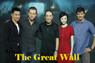 Sinopsis Central The Great Wall (2016)