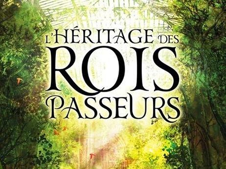 L'héritage des rois-passeurs de Manon Fargetton