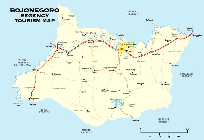 Bojonegoro Indonesia  city pictures gallery : bojonegoro dengan ibukota bojonegoro terletak di dalam wilayah ...