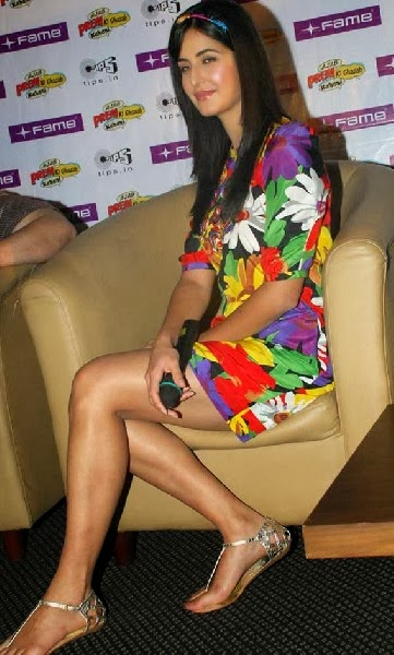 Never Seen Collection, Exclusive Pictures of Katrina Kaif in Short Skirts