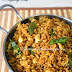 Chettinad Puliyodharai / Puli Sadam / Tamarind rice