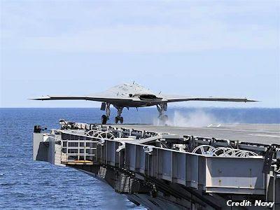 Navy X-47B