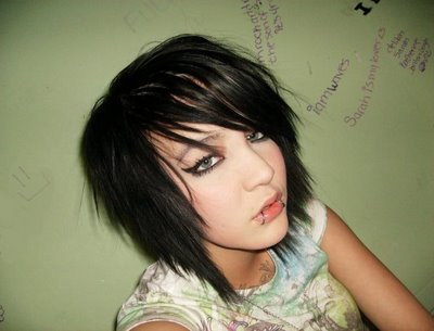 emo hairstyle gallery. How to Style Emo Hair Gallery