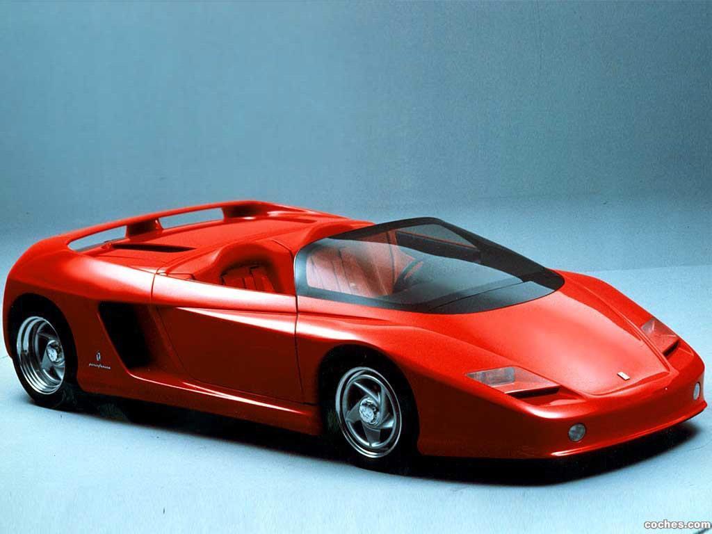 Ferrari Mythos 1989. No estaba prevista su comercialización, pero el -4.bp.blogspot.com