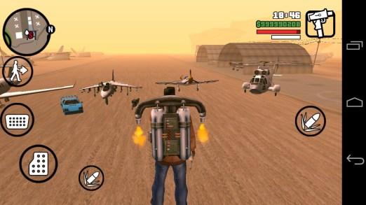 Gta san andreas apk + data free download version 1. 08 techpayee.