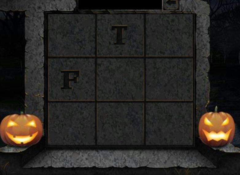 Solved 100 Floors Halloween Walkthrough