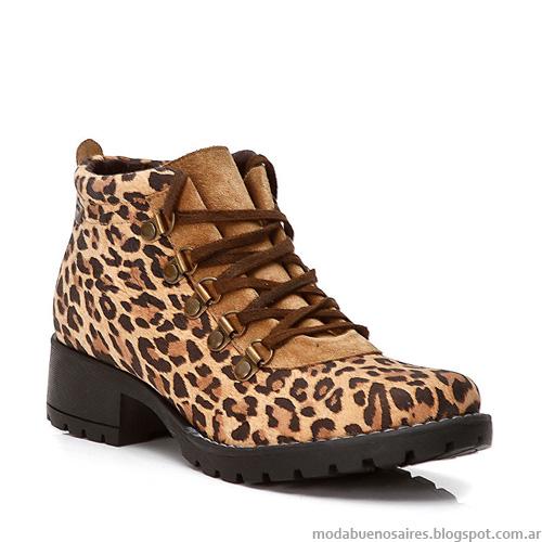 Zapatos invierno 2013 borcegos