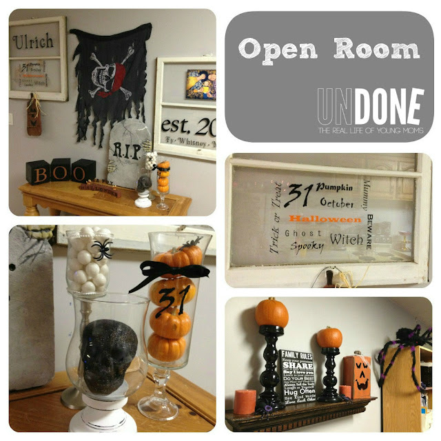 UNDONE: Halloween Decor