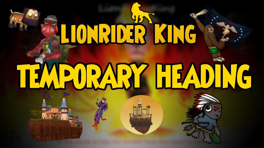 LionRider King