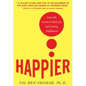 Being happy book tal ben-shahar