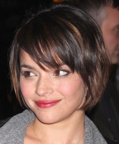 The Enchanting Short Cute Bob Hairstyles Celebrity Pics