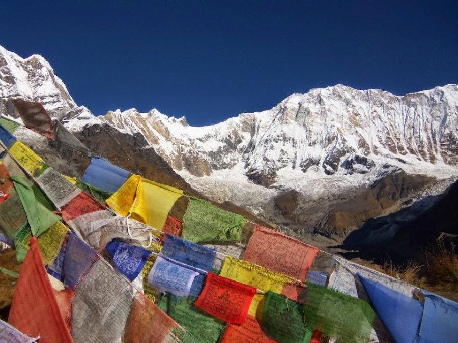 Trekking in Nepal / Annapurna