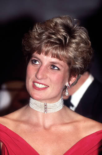Princess Diana Hairstyles Short Hair