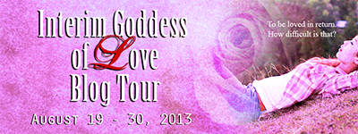 <b>Goddess</b> of Love Blog Tour,