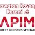 Jawatan Kosong Kerani di Syarikat GAPIMA Project Logistics Specialist - Ogos 2015