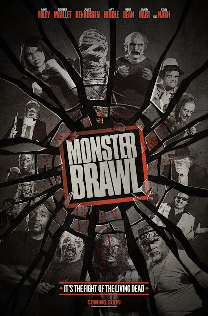 Monster Brawl streaming vf