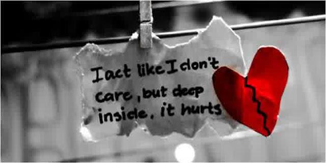 Puisi Cinta Hati Yang Terluka