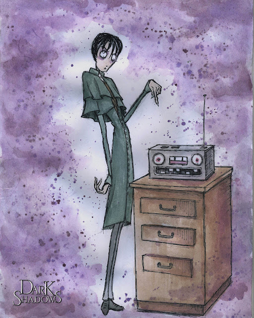 Barnabas and the Demon Radio por Tsubasa-Shou