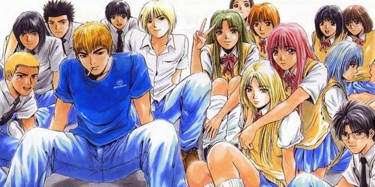 GTO : Paradise Lost, Toru Fujisawa, Actu Manga, Manga, Young Magazine,