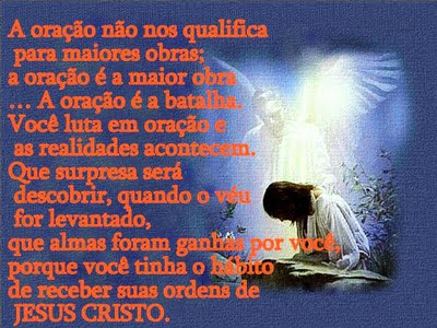 Ministério De Oração ágape A Oração é A Chave Da Vitória