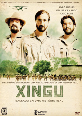 Filme Poster Xingu DVDRip XviD & RMVB Nacional