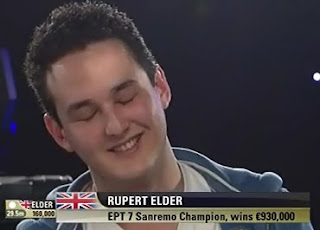Rupert Elder ganador ept european poker tour san remo