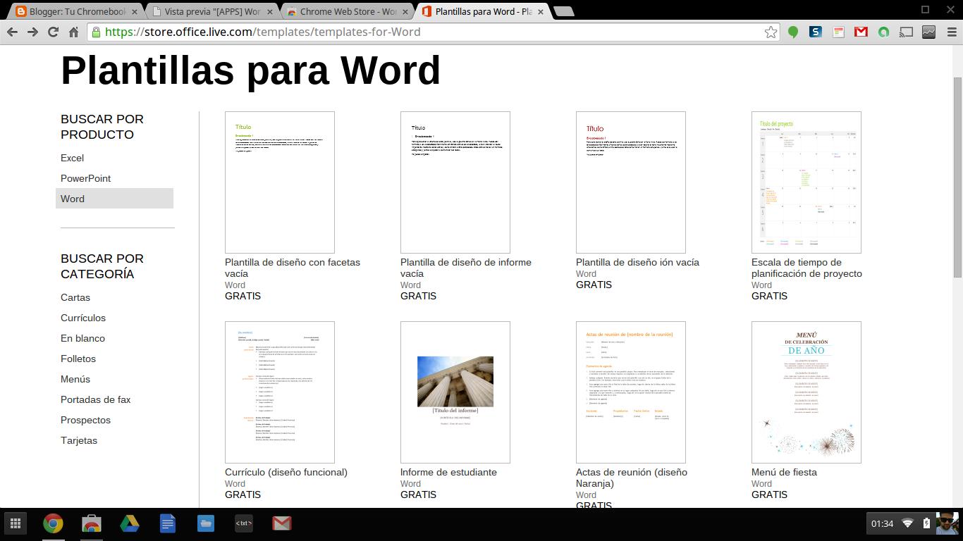 APPS] Word online en tu chromebook para los nostálgicos | Tu ...