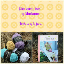Give-away hos By Marianne