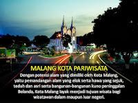 Kalender Wisata dan Foto Profil Singkat Wisata Kota Malang