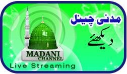 Live Madani Channel Online