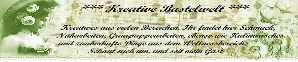 ***Kreative Bastelwelt***