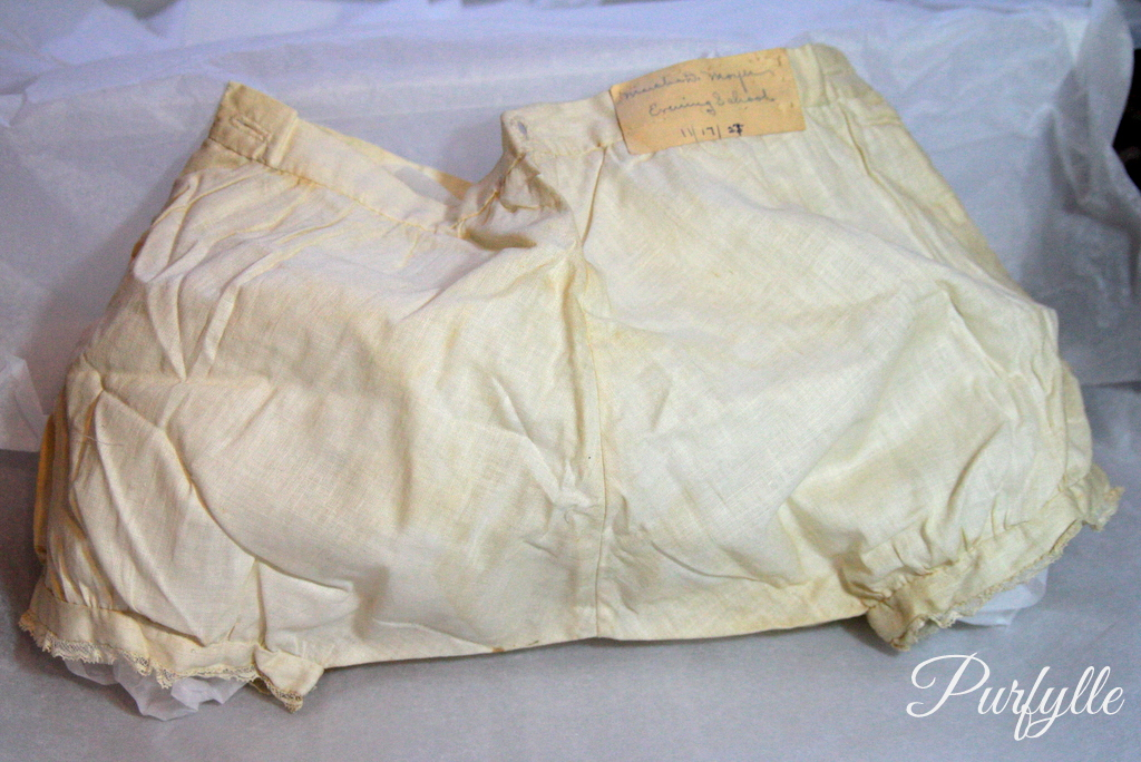 1925-27 Unmentionables