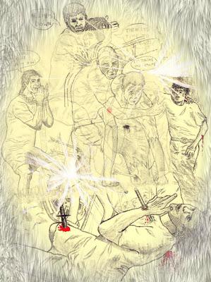 Carlos Bardales - La morada del Rayo y el Amaru (Galería Enlace)