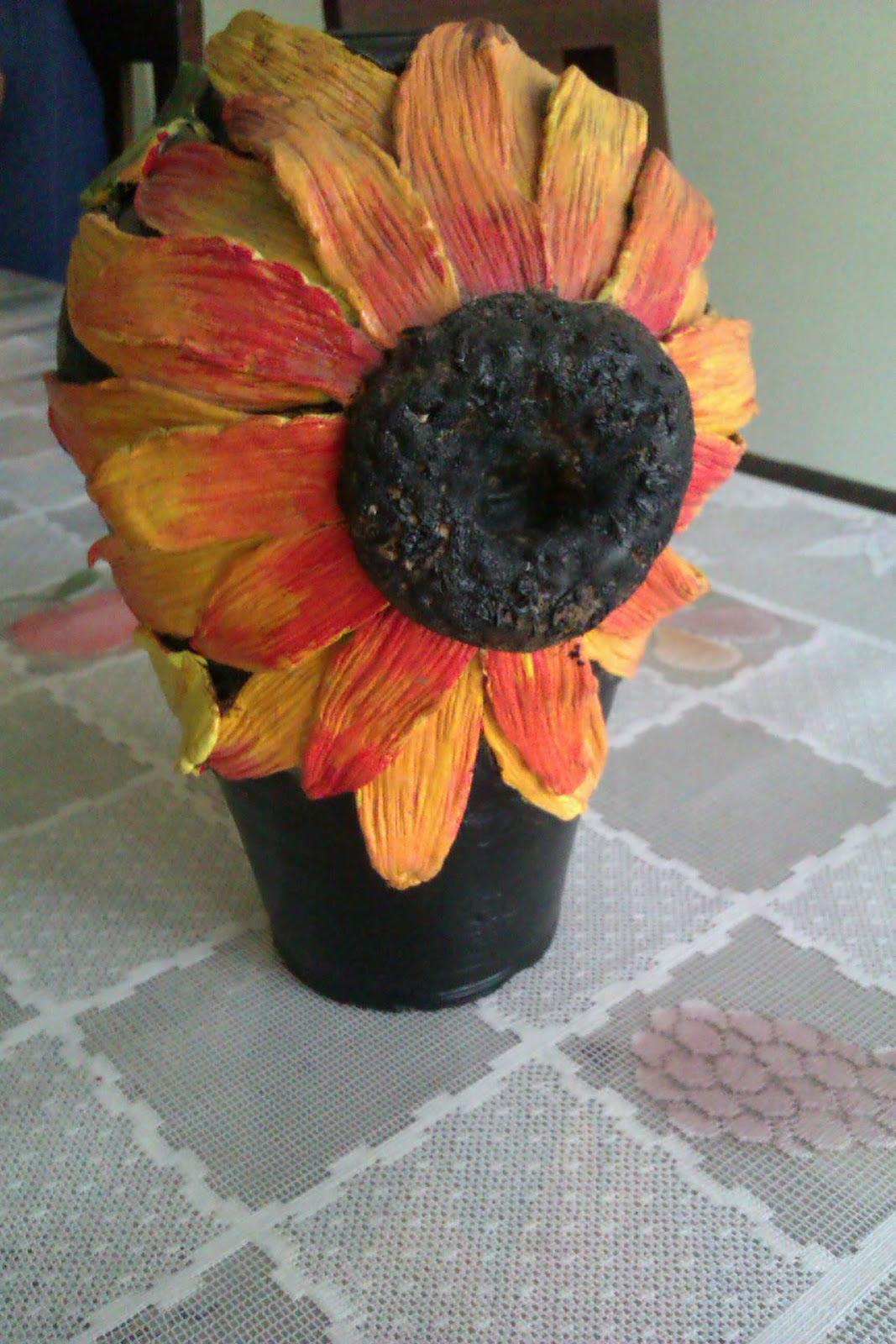 Kraftjunction Ceramic Flower Pot
