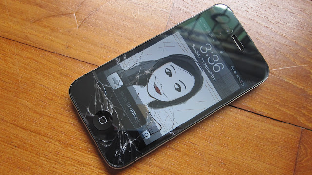 iphone 4 cracked screen paragon shopping centre m1 chanel sketch