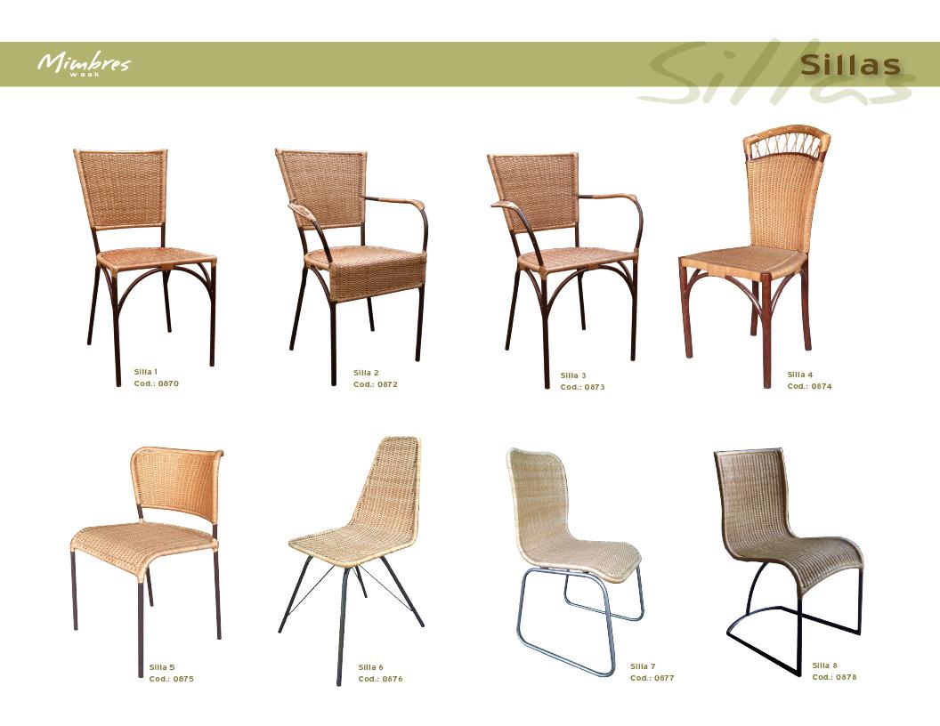 Muebles de mimbre mimbres waak mimbres sillas for Muebles de mimbre en valencia