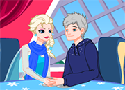 Elsa Valentine Day Slacking