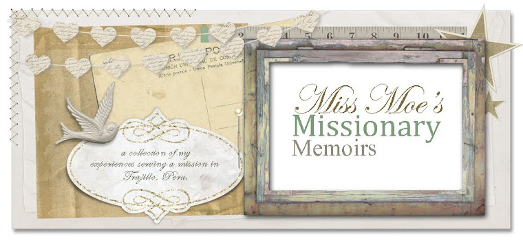Miss Moe's Missionary Memoirs