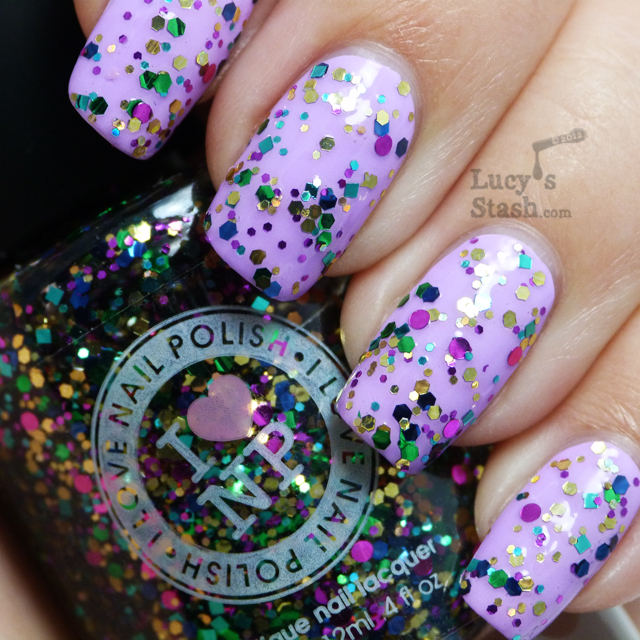 Lucy's Stash - I Love Nail Polish Babes in Toyland