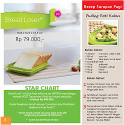 Katalog Promo Tupperware Juni 2013 - Bread Lover