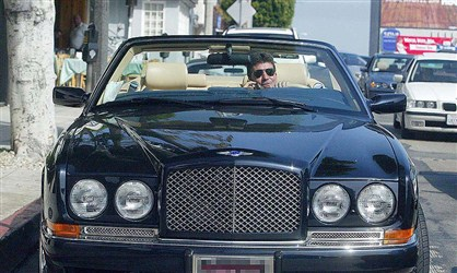 Simon Cowell And His Cars Oddetorium