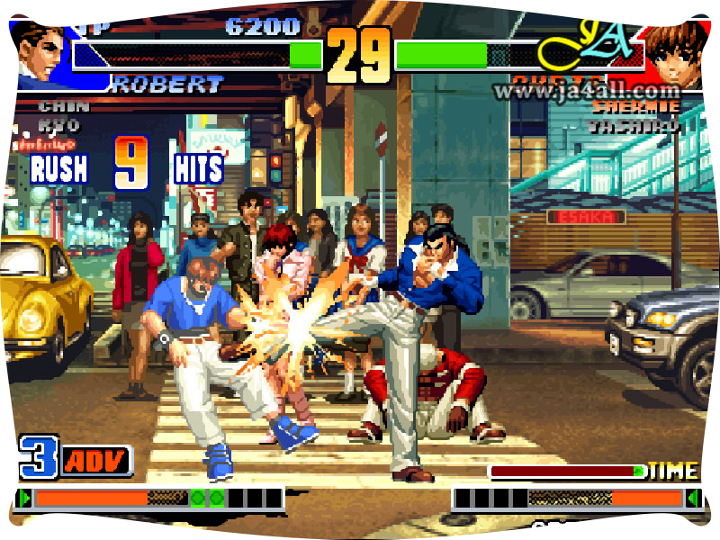 The King of Fighters 98 Game for Windows - Scene 4