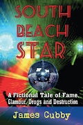 Still having trouble with the formatting of the cover of South Beach Star. (south beach star cover )