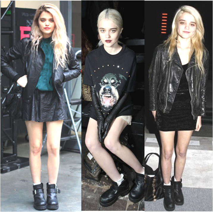 Fashion Blog Different Fashion Style Grunge Rock