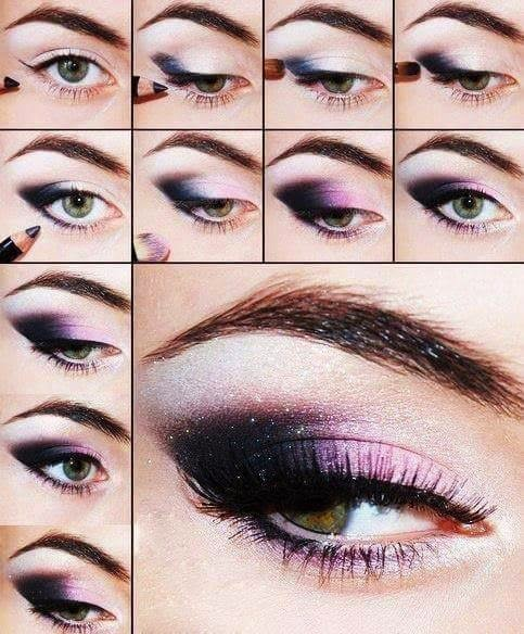 Make Your Eyes Beautiful (three Tutorials)