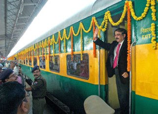 List of New Trains :: Railway Budget 2014 - 2015