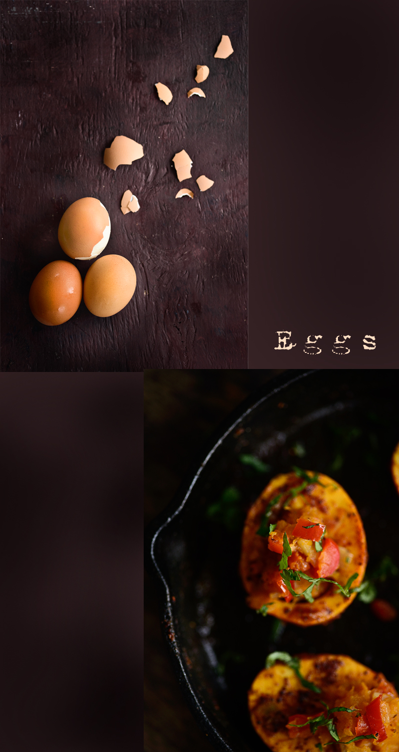 #Eggs #MasalaEggs #DeviledEggs #EggCurry #FoodPhotography #SimiJoisPhotography
