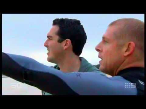 Mick Fanning on 60 Minutes