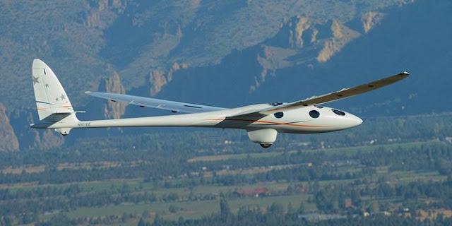 Meski Tampa Mesin Pesawat ini bisa terbang Hingga ke luar angkasa